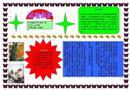 保护环境电子小报版面设计图