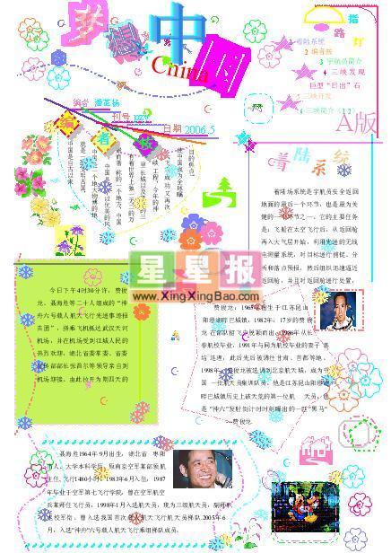 梦想中国电脑小报