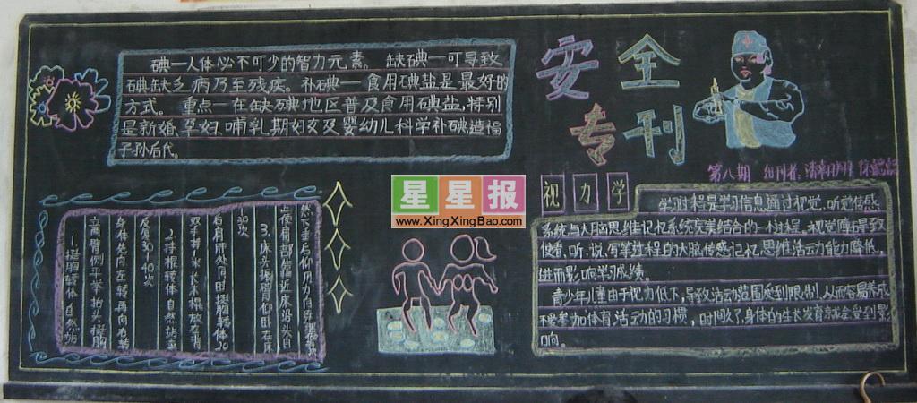 高中校园板报素材内容高中校园板报素材图片