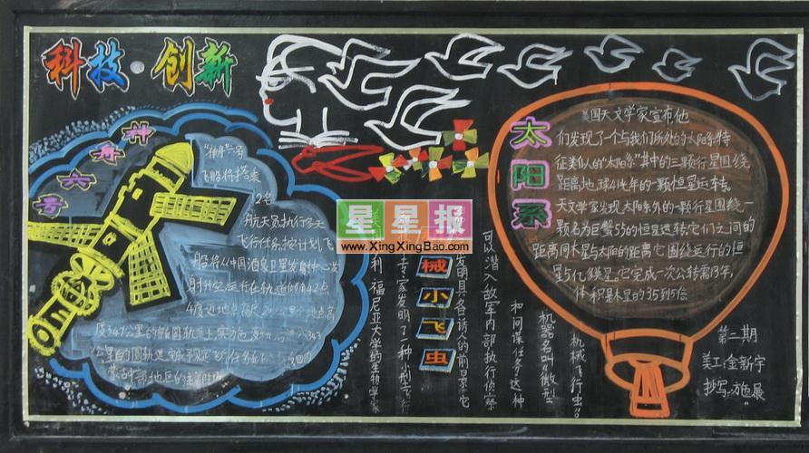 科技创新海报设计图展示_设计图分享图片
