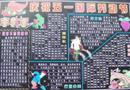 庆祝五一国际劳动节黑板报设计