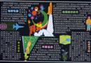 科学黑板报版面设计图