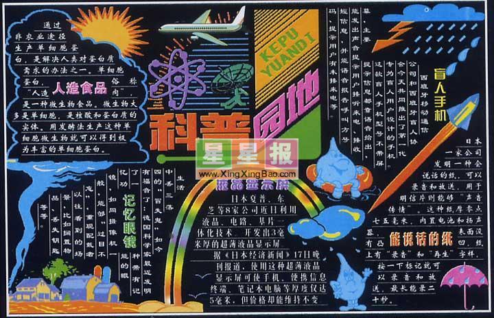 黑板报版面设计过程在李岩岩老师的指导下完成.