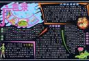 大学生黑板报版面设计图欣赏