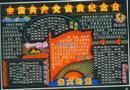 《中国共产党诞辰纪念日》黑板报