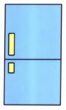 冰箱简笔画