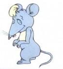 老鼠简笔画