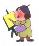 画家简笔画