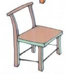 椅子简笔画怎么画
