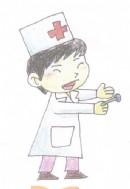 女医生简笔画
