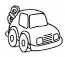 小汽车简笔画怎么画