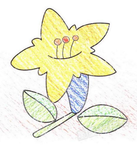 花朵简笔画资料:   大家都说花朵很美丽,却忍不住伸手去摘,花朵一离开它的根就会死亡,如果没有了花朵世界不在那么美丽,如果没有了花朵小蜜蜂怎么采蜜,如果没有了花朵我们就闻不到花朵的清香,请大家不要再去摘花朵了,因为花朵也有生命!