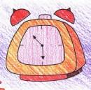 钟表简笔画