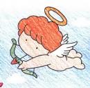 天使简笔画怎么画