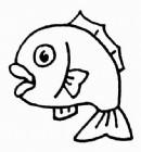 鲤鱼简笔画怎么画