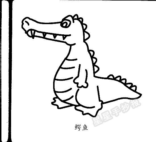 最新研究发现,攀爬是鳄目动物的普遍行为.