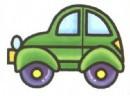 汽车简笔画怎么画