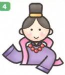 女演员简笔画