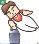 体操运动员简笔画