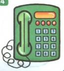 电话简笔画简单画法