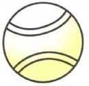 网球简笔画