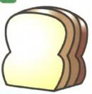 面包简笔画图片教程