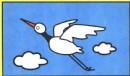 白鹤简笔画