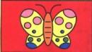 蝴蝶简笔画图片大全