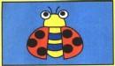 瓢虫简笔画怎么画