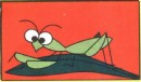 螳螂简笔画简单画法