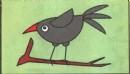 乌鸦简笔画图片教程