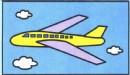 客机简笔画图片教程