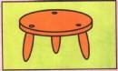 小凳子简笔画