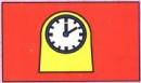 整点钟表简笔画