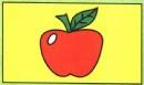 苹果简笔画图片画法