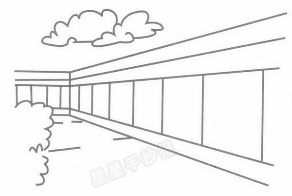星星报 简笔画 建筑简笔画 >> 正文内容   颐和园长廊的资料: 颐和园