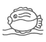 热带鱼简笔画图片画法
