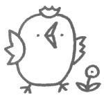 小鸡简笔画图片步骤教程