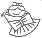 朝鲜姑娘简笔画