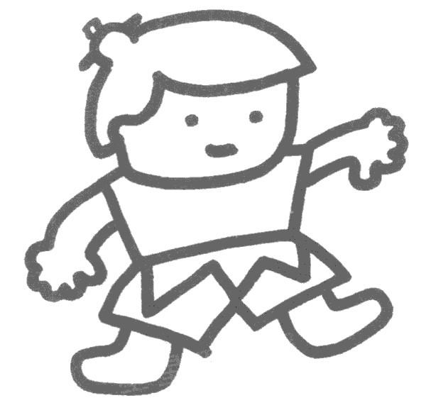 葫芦娃简笔画图片画法