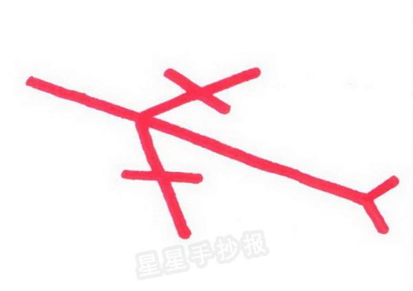 飞机简笔画怎么画图解教程