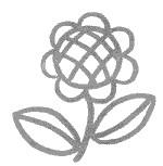 漂亮的向日葵简笔画