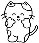 猫和简笔画