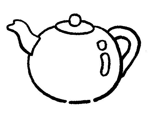 茶壶简笔画图片步骤教程图片