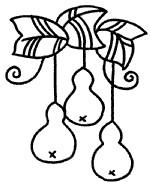 葫芦简笔画简单画法
