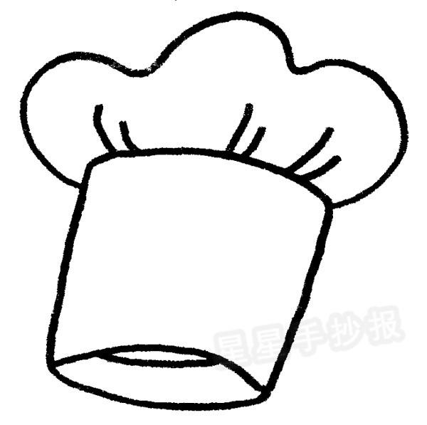 关于厨师帽的知识:   厨师帽,厨师常戴的帽子,世界各国的厨师,工作时穿的工作服可能不一致.