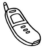 手机简笔画图片教程