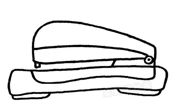 订书机简笔画