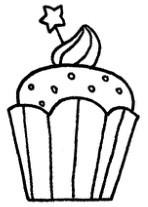 蛋糕简笔画图片教程