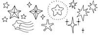 星星简笔画图片教程